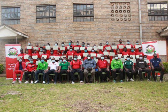 Coaching Course Nairobi West