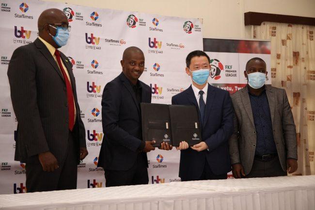 FKF-Startimes partnership