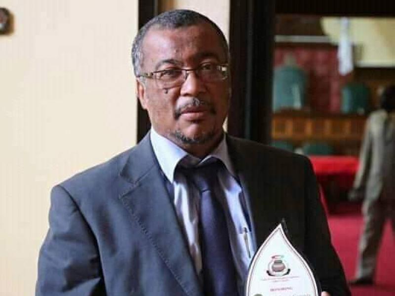 Football Kenya Federation mourns Mohammed Hatimy