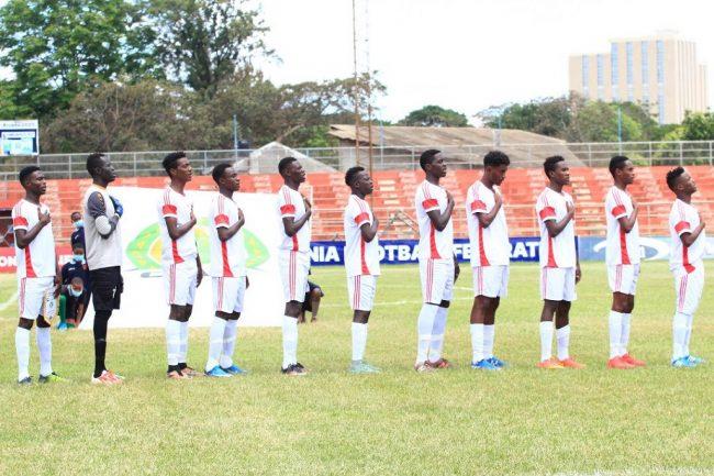 Rising Stars vs Sudan Final Group Match