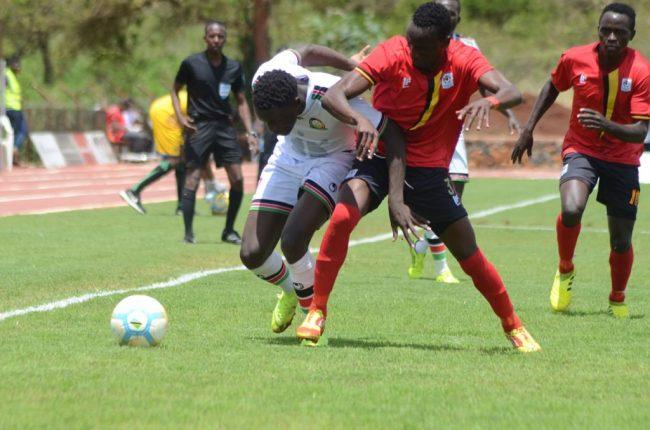 Rising Stars vs Uganda