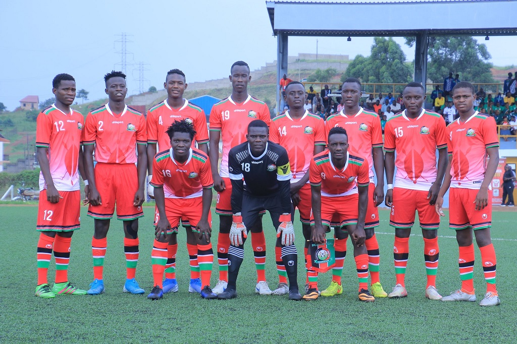 Rising Stars starting lineup for Sudan friendly match named