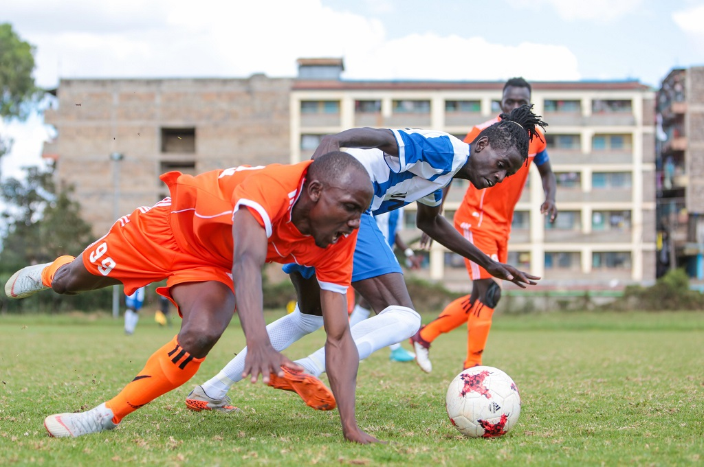 Soy United book Betika National Super League slot with playoff win over MCF