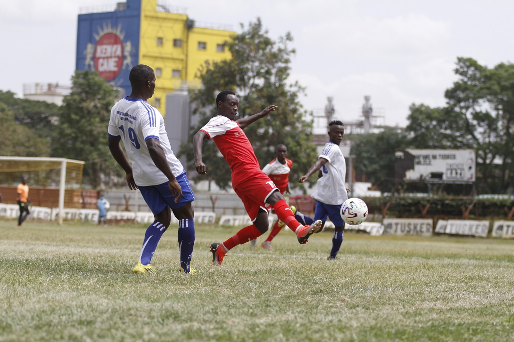 Talanta lose early pace in Betika National Super League Round 4 action
